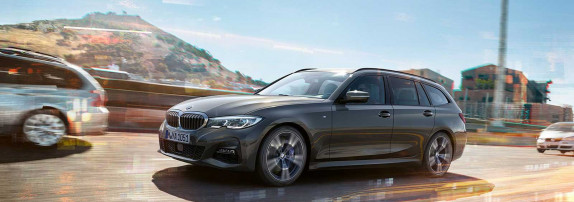 BMW Serie 3 Touring 318d Business Advantage Aut