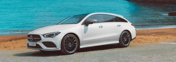 Mercedes-Benz CLA Shooting Brake 200d Automatic Business Extra