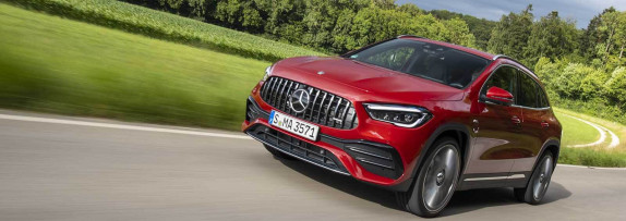 Mercedes-Benz GLA 180d automatic business extra