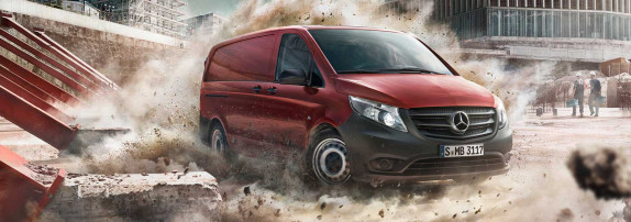 Mercedes-Benz Vito Vito 1.7 110 CDI PC-SL Furgone Long