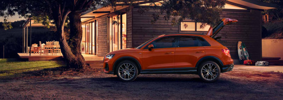 Audi Q3 35 TDI S-tronic Business