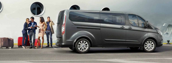 Ford Tourneo Custom 2.0 105 CV Trend