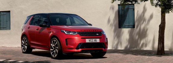 Land Rover Discovery Sport 2.0 TD4 150cv S 4WD aut.