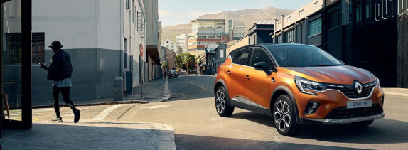 Renault  Captur 1.6 PHEV E-TECH 117KW INTENS ibrida