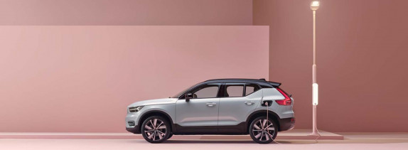 Volvo XC 40 T4 Plug-in Hybrid auto Rech Inscrip Expr